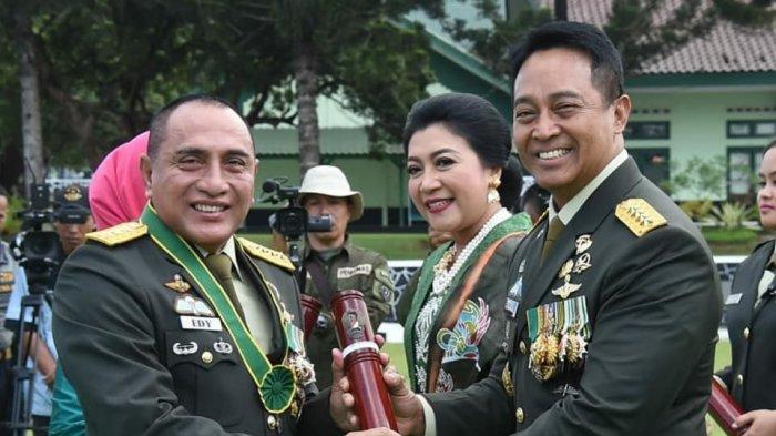Jabatan Jenderal Andika Perkasa Diprediksi Singkat Jika Ditunjuk Jokowi Sebagai Panglima TNI