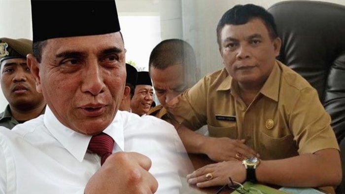 Edy Rahmayadi Digugat ASN, Anthony Sinaga Sudah Surati Presiden dan Mendagri