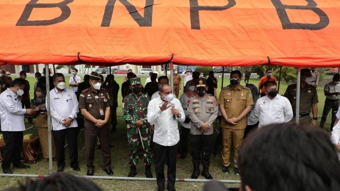 Tinjau Isoter Asrama Haji, Bobby Nasution Terus Berupaya Medan Keluar dari PPKM Level 4