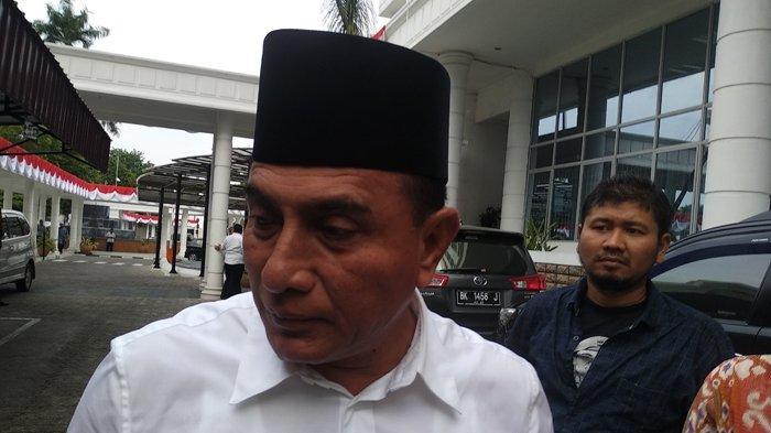 Gubernur Sumut Edy Segera Cek Proyek Sumur Bor Dinas PKP
