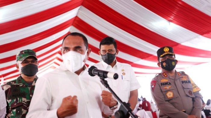 Gubernur Edy Rahmayadi Sebut Covid-19 Varian Delta Telah Terdeteksi di Sumut, Yuk Kenali Gejalanya