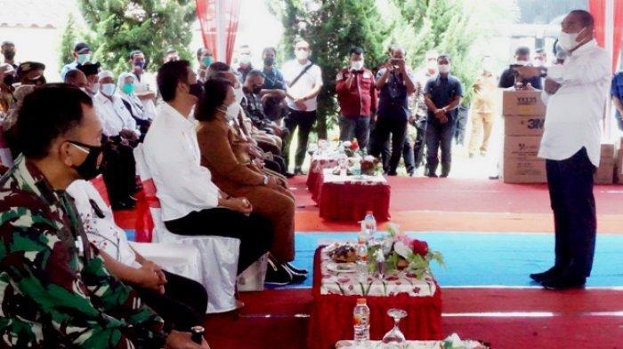 Gubernur Sumut Edy Rahmayadi Mengamuk, Kepala Kadis di Pemko Siantar Mau Dikupas
