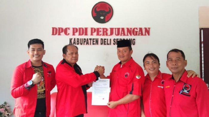 Sah, Amit Damanik jadi Wakil Ketua DPRD Deliserdang