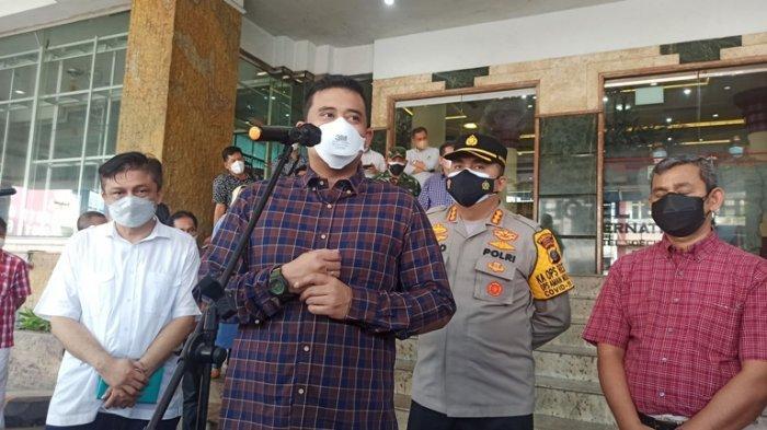 BREAKING NEWS Hari Ini Eks Hotel Soechi Medan Resmi Ditempati Pasien Covid-19 Bergejala Ringan