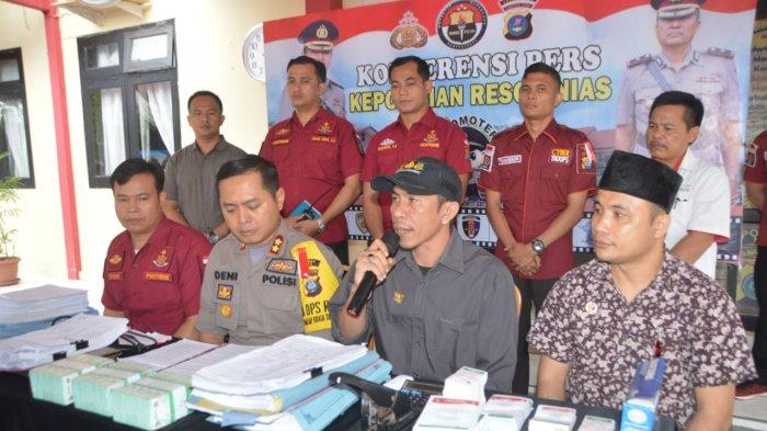 Caleg Terduga Money Politics Tercatat Sebagai Ketua Tim Pemenangan Prabowo-Sandi Se-Kepulauan Nias