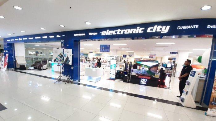 Pusat Perbelanjaan Tutup, Electronic City Genjot Penjualan Secara Online