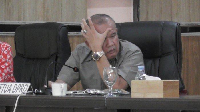 Mantan Ketua DPRD Siantar Eliakim Simanjuntak Dikabarkan Meninggal Dunia