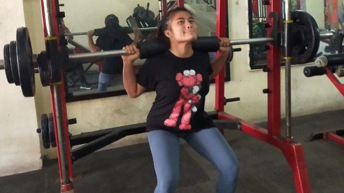 PPKM Darurat di Medan, Atlet Muaythai Lakukan Latihan Mandiri di Rumah