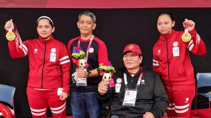 Catat Sejarah, Ganda Putri Ratri-Khalimatus Sumbang Emas Perdana Indonesia di Paralimpiade