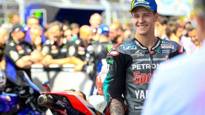 JADWAL MotoGP Inggris 2021 Pekan Ini, Fabio Quartararo Otomatis Juara MotoGP 2021, Jika?
