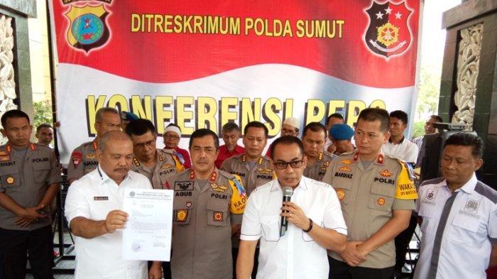 Polda Tangkap Mafia Lahan Tol Medan-Binjai, Diduga Palsukan Grant Sultan