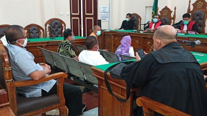 Sidang Lanjutan Dugaan Suap Wali Kota Medan, Enam Pejabat di Lingkup Pemko Medan Jadi Saksi