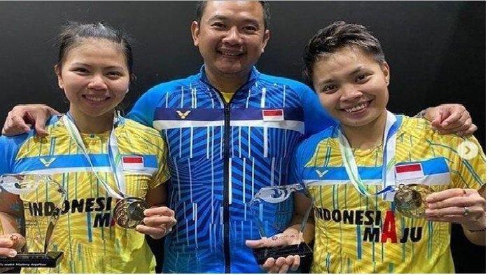 Inilah Sosok Pelatih Greysia Polii dan Apriyani Rahayu, Dulu Pemain Bulutangkis Indonesia Sejak 2003