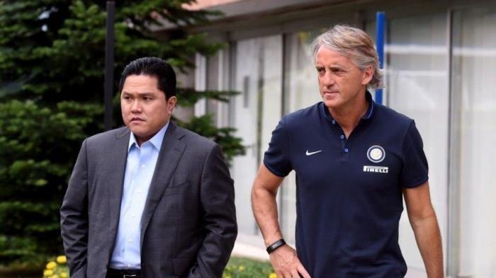 ANTONIO Conte Cabut, Erick Thohir Tergoda Beli Inter Milan Lagi