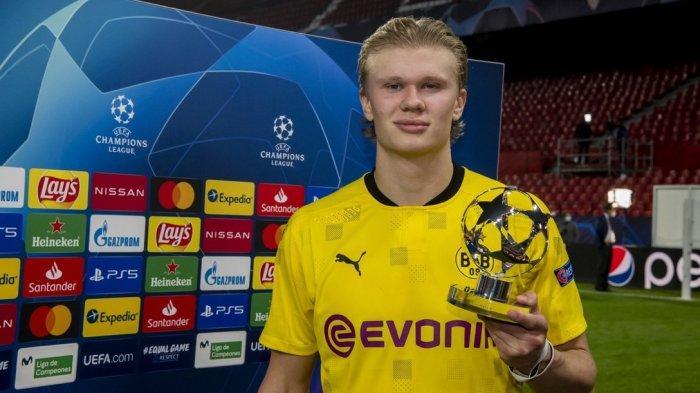 Erling Haaland sedikit membeberkan rahasinya yang semakin menunjukkan keganasannya sebagai seorang striker saat masih berusia 20 tahun.