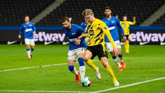JADWAL Tayang Man City Vs Dortmund, Tak Live SCTV, Rodrigo Ingatkan Tak Cuma Fokus pada Haaland