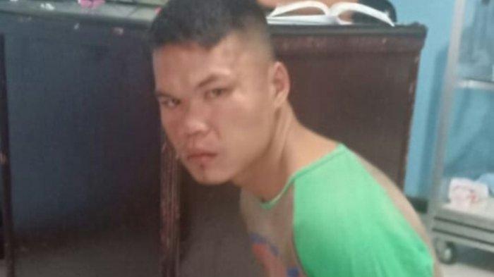 Fortuna Saruksuk Ditikam Berkali-kali Oleh Kekasihnya Fernando Silaban, Didatangi ke Tempat Bekerja