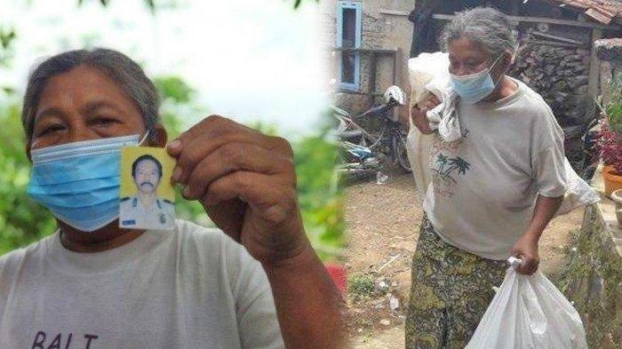 Rambut Erlina (61) Kian Memutih, Siapa Sangka Dulu Istri Polisi, Kini Hidupnya Pahit Jadi Pemulung