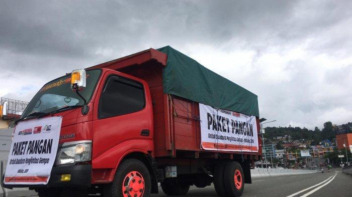 ACT Kirimkan Bantuan Logistik ke 3 Titik Terdampak Parah Gempa Maluku