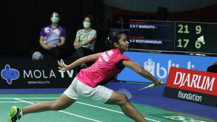 Timnas Indonesia Rilis 20 Nama Atlet di Piala Sudirman 2021, Atlet Putri 17 Tahun Ini Akan Turun!