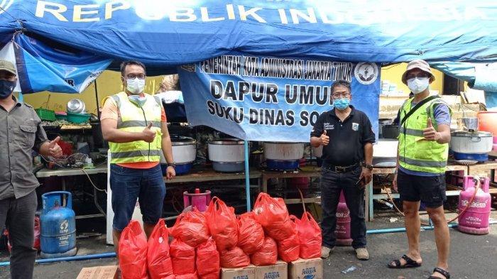 Bank Mandiri Salurkan Bantuan untuk Korban Banjir Jakarta