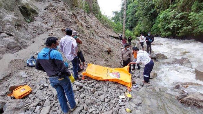 Herlan Gurning Belum Ditemukan, Masyarakat Temukan Jenazah Membusuk di Sungai Lau Biang