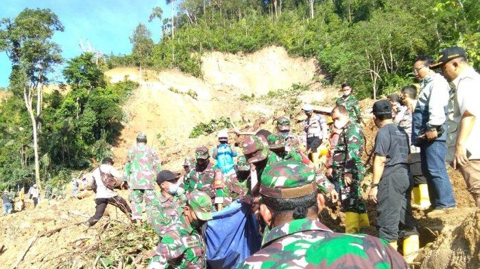 3 Mayat Telah Ditemukan, Pemkab Tapsel Belum Bisa Pastikan Jumlah Korban Longsor di PLTA Batangtoru