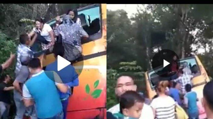 Bus Pengangkut 45 Orang Tamasya Masuk Jurang Kedalaman 15 Meter, Berikut Data Para Korban