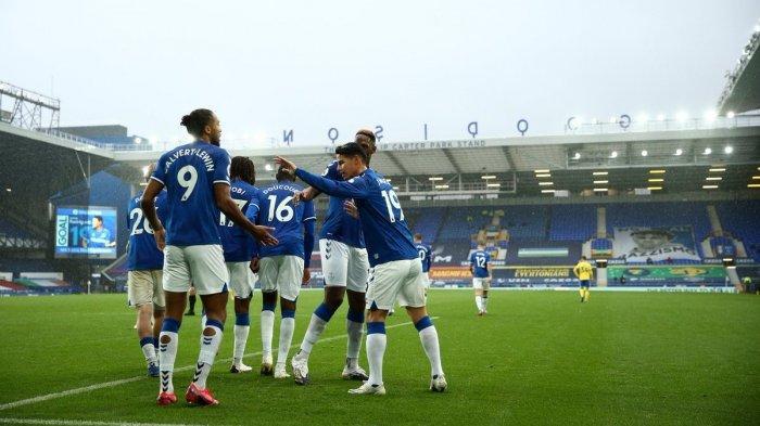 Hasil Liga Inggris - Chelsea Pesta Gol, Man City Ditahan Imbang, Everton Belum Terbendung