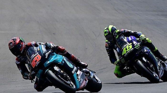 UPDATE HASIL MOTOGP Fabio Quartararo Juara, Yamaha Tercepat di Assen Belanda Disusul Vinales