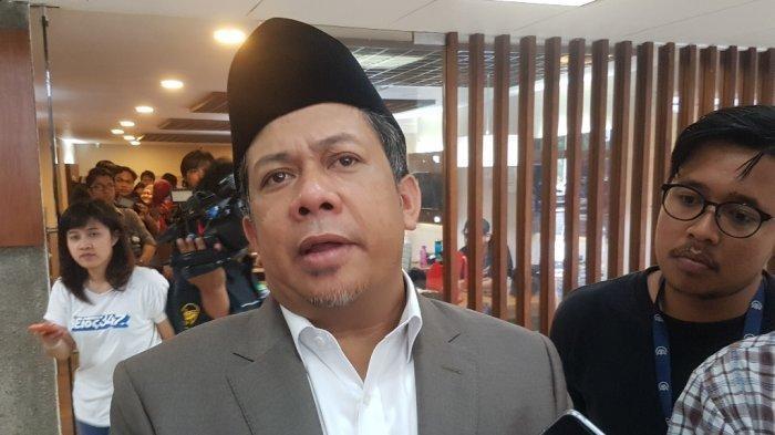 Wakil Ketua DPR Fahri Hamzah menanggapi Pidato Kebangsaan Prabowo Subianto