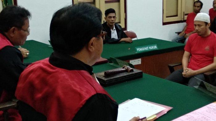 Penghina Suku Batak Terima Dihukum Satu Tahun Enam Bulan Penjara