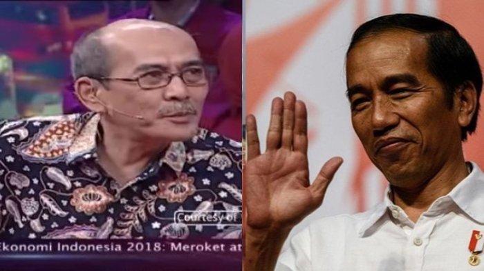HEBOH Kasus Juliari Batubara, Pemerintah tak Kapok Salurkan Bansos Sembako, Faisal Basri Heran