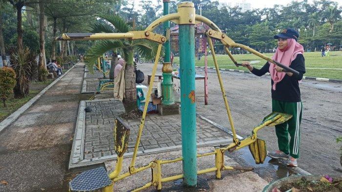 4 Taman Olahraga di Kota Medan yang Ramah Anak Bahkan Hewan Peliharaan