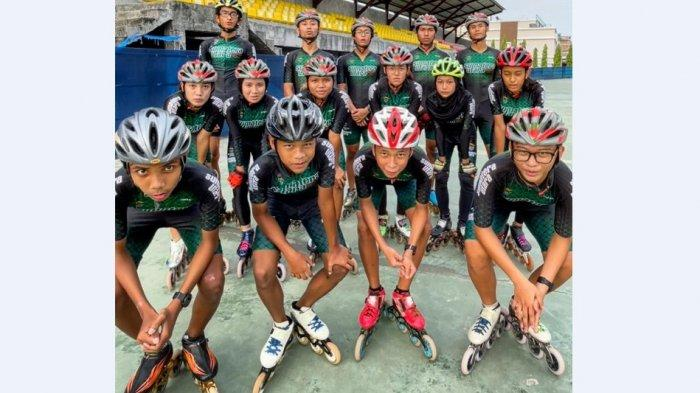 Fathutridha Salim Sang Atlet Sepatu Roda yang Sudah Ukir Prestasi semenjak Belia