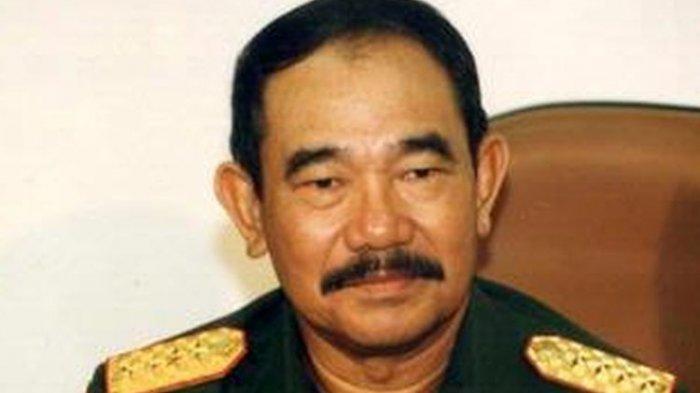 TRIBUN-MEDAN-WIKI: Feisal Edno Tanjung, Tokoh Militer Kelahiran Tarutung, Sumatera Utara