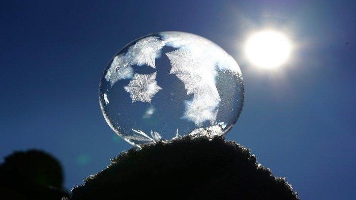 Matahari Mengecil, Sedang Terjadi Fenomena Aphelion, Yuk Simak Penjelasannya