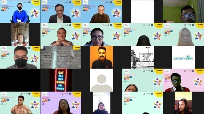 9 UKM Local Hero di DSP Danau Toba Berhasil Ikuti Festival Kreatif Lokal 2021