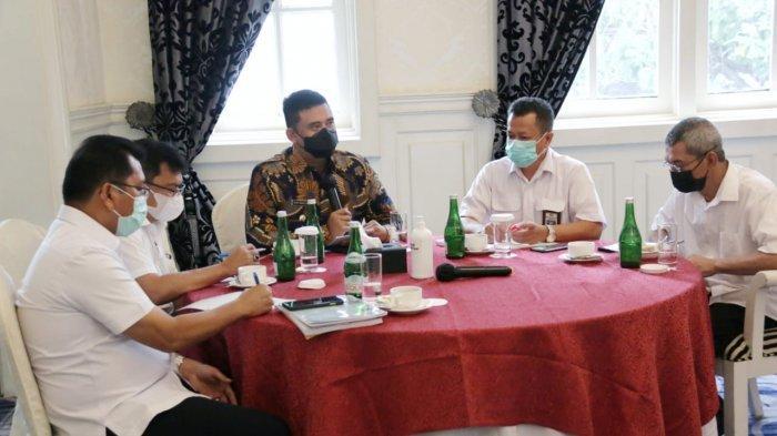 Percepat Pembangunan Infrastruktur,Pemko Medan Kolaborasi dengan Balai Kementerian PUPR