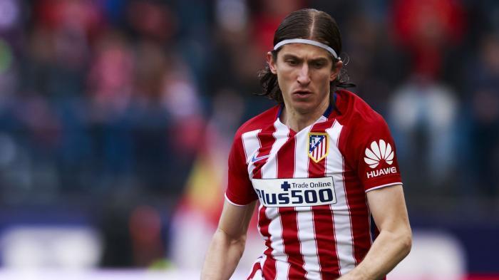 Ini Alasan Filipe Luis Kembali ke Atletico Madrid Setelah Sempat Hijrah ke Chelsea