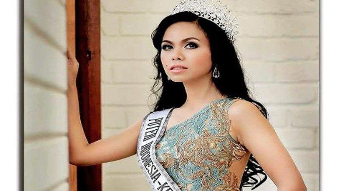 Finalis Putri Indonesia tahun 2016 Jean Trifena Patty