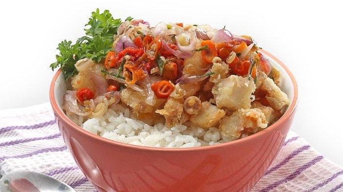 Resep dan Cara Membuat Fish Rice Bowl Sambah Matah, Cocok untuk Menu Akhir Pekan