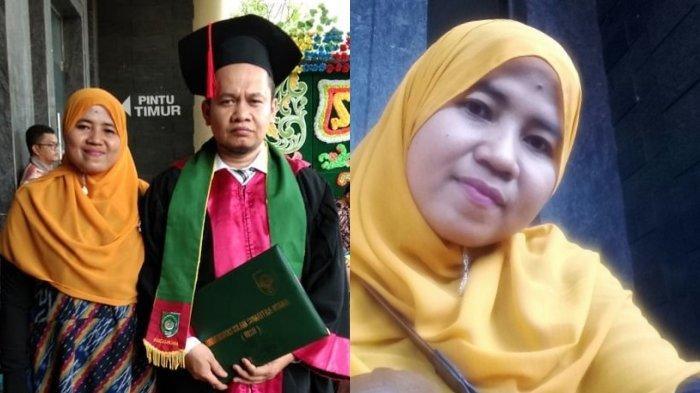Korban Truk Maut di Titi Kuning Istri Koordinator Penghubung KY Sumut, Tinggalkan 4 Anak Kecil