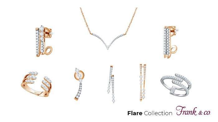 """Frank & Co. Luncurkan Koleksi """"Flare"""" Terbaru, Kemilau Klasik dengan Sentuhan Moder"""