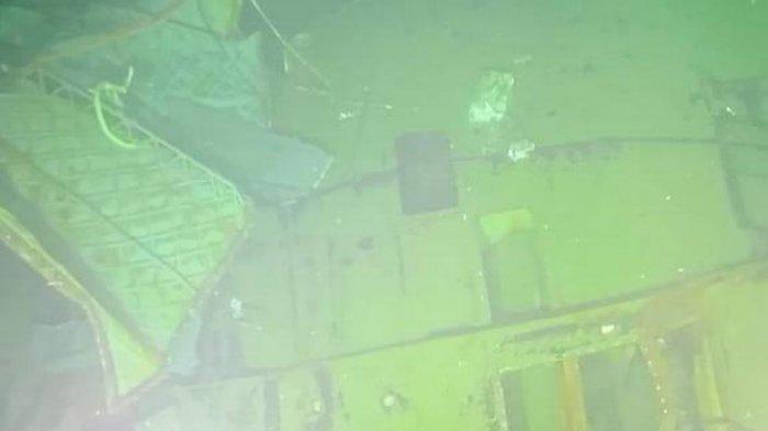 HIDROFON KRI Nanggala-402 Berhasil Diangkat, Lokasi Torpedo Telah Ditemukan