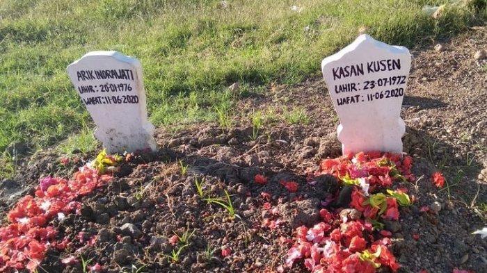 Kisah Pilu Satu Keluarga Terpapar Covid-19, Ayah dan Ibu Meninggal Selang 30 Menit
