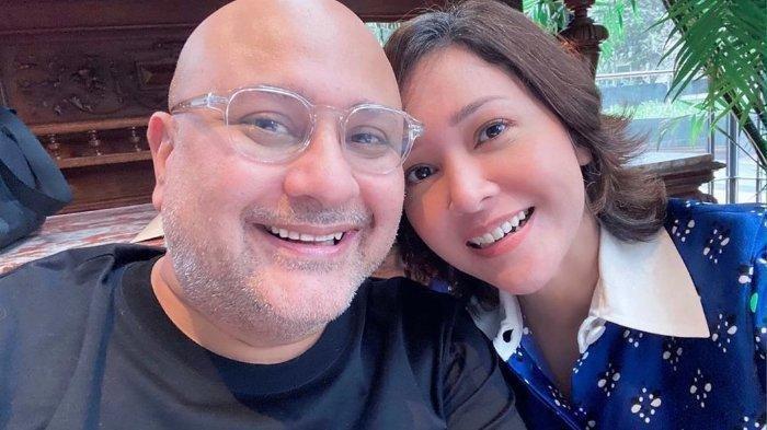 Maia Estianty dan Irwan Mussry