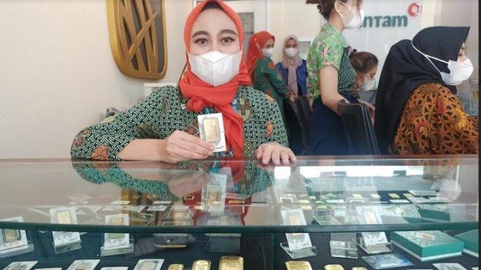 Harga Emas di Butik Antam Turun, Berikut Ini Rincian Harganya