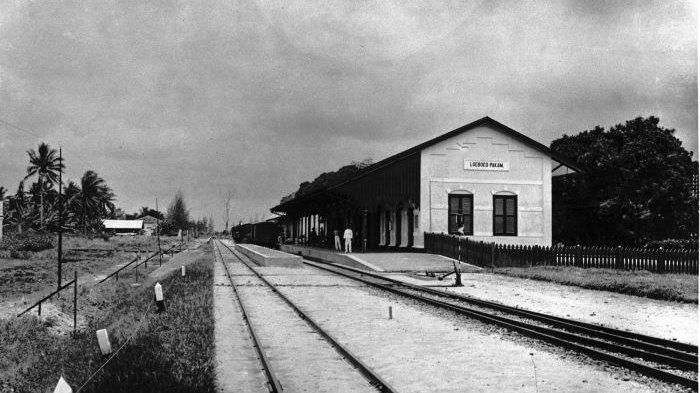 Sejarah Kereta Api Lubuk Pakam, Digunakan untuk Angkut Komoditas Perkebunan
