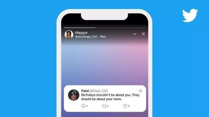 Twitter Kini Luncurkan Fleets, Fitur Terbaru yang Mirip dengan Instagram Stories